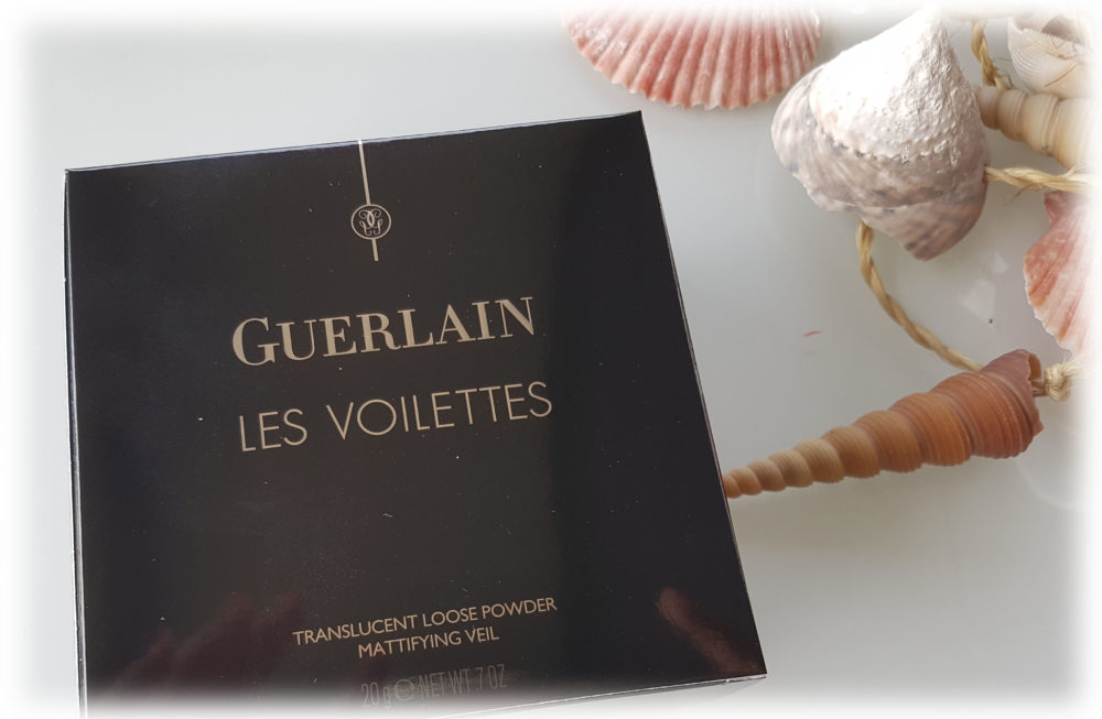 Пудра за лице от Guerlain: Les Violets Loose Powder