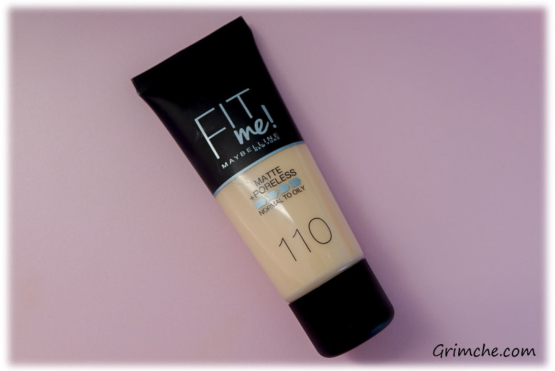 Фон Дьо Тенът Maybelline Fit me! Matte + Poreless