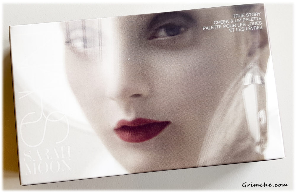Палитра с ружове от Nars True Story Cheek and Lip Palette